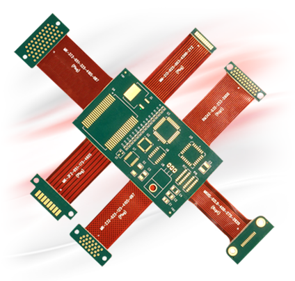 Flex and PCB Assembly