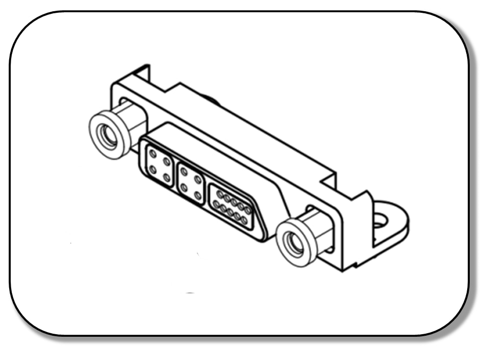 Cable Connector (RECEPTACLE)