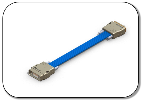 Differential Pair Twinax Cable Assembly