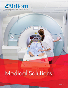 airborn medical device manufacturing and solutions brochure