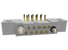 AirBorn W Series Rectangular Connector